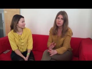 Видеоприглашение от Эльнары Петровой и Екатерины Кондратьевой
