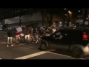 Drivers Plowing Through Black Lives Matter Protesters Blocking Traffic - No More White Guilt