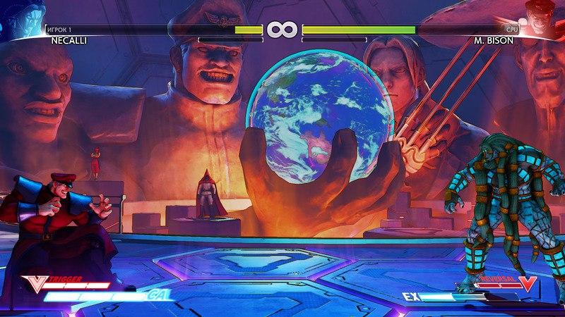 Street Fighter V (2016) скачать торрент с rutor org с rutor org