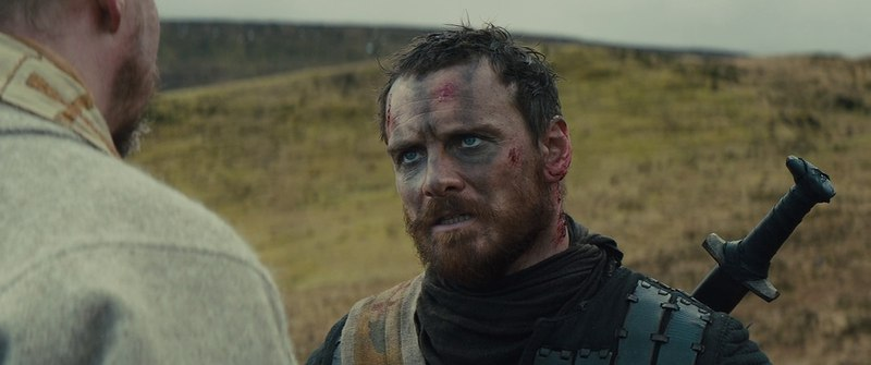 Макбет / Macbeth (2015) BDRip-AVC скачать торрент