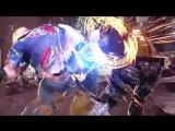 Для Tekken 7 было представлено двое новых персонажей - Bob и Master Raven