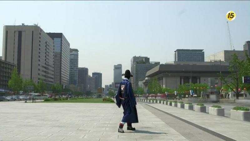 Рыцарь королевы Инхён Queen In Hyuns Man серия 13 (Озвучка GREEN TEA)