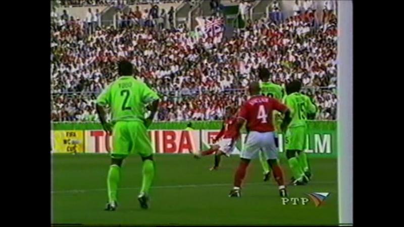 Чемпионат Мира 2002 Все голы русский комментарий вживую часть 2