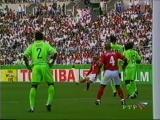 Чемпионат Мира 2002 - Все голы (русский комментарий вживую) (часть 2)