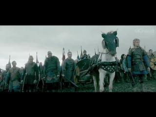 Викинги (Vikings) 2013-2016. Русский трейлер (4 сезон, 2 часть)