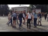флешмоб ЗОШ№2 місто Бар ДЕНЬ ЗАХИСТУ ДІТЕЙ 2016