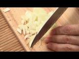 Как нарезать лук и чеснок. Доброе утро. Фрагмент выпуска от 15.03.2016