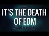 David Guetta &amp Showtek - The Death of EDM (feat. Beardyman) Skinkalation Vol. 2 EP LYRIC VIDEO