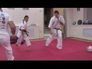Fighting Techniques Dilshoda Umarova - moving off the line of attack