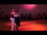 2012 Aug -  Graciela and Osvaldo dancing canyengue to Poema at the Cabaret Parisien Ball