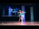 David Zepeda Paulina Posadas on2 finals 1st place World Latin Dance Cup 2011