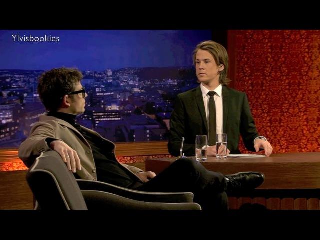 Ylvis - Interview with Jarle Bernhoft - IKMY 12.01.2016 (Eng subs)