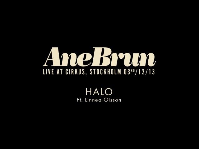 Ane Brun Halo feat Linnea Olsson Live