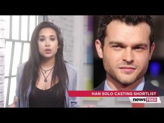 Кастинг на роль молодого Хана Соло подходит к концу