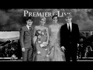 Мировая премьера ДС2 - Речь Дэниела, Эммы, Руперта и Джоан (русские субтитры)