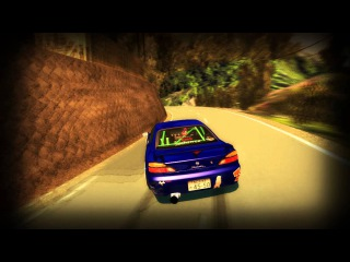SLRR:Nissan silvia s15 Kanagawa drift.