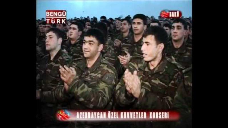 Ahmet Şafak - Türkiye Azerbaycan { Azerbaycan Özel Kuvvetler Konseri }