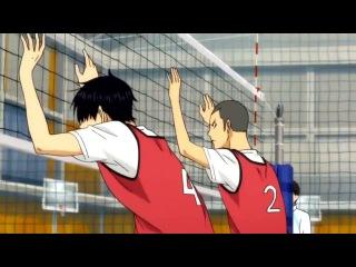 TIMBER-Клип Amv по аниме/anime Haikyuu!! /Волейбол
