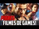 OS PIORES FILMES BASEADOS EM GAMES!