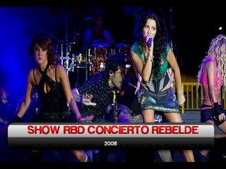 Show RBD Concierto
