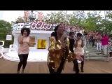 Boney M  feat  Liz Mitchell   Brown Girl In The Ring ZDF Fernsehgarten   18 MAY 2014