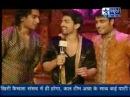 SBS - Gurmeet, Vivaan Nishanth's Masti at Vampire's Wedding (PKYEK) - 12th December 2011