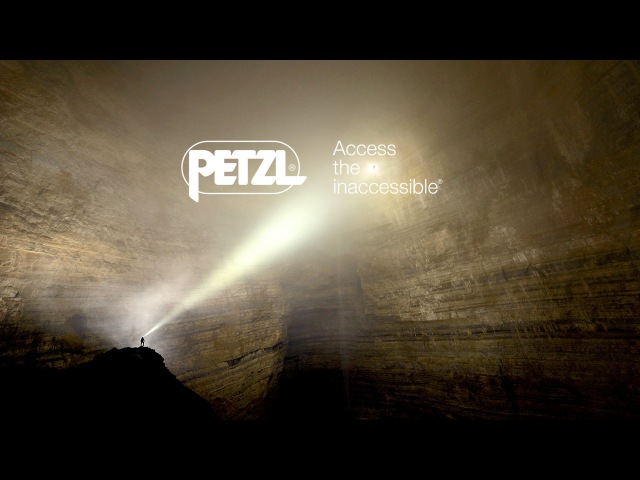 We are Petzl Access the Inaccessible
