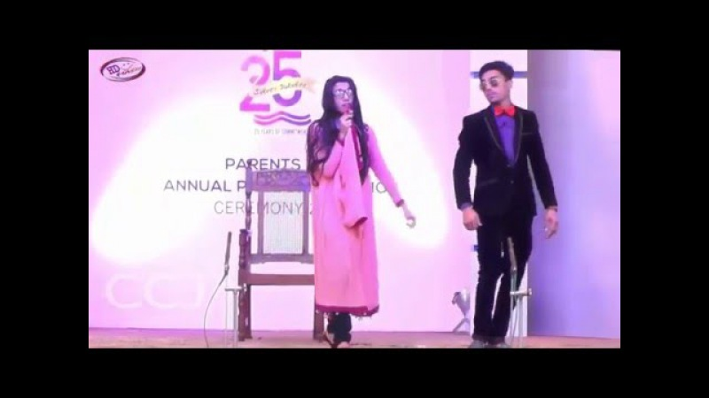 Funny Lovers Chenab College Jhang LIVE