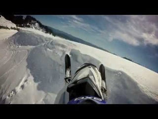 Ski-doo Freeride Jumps and Drops