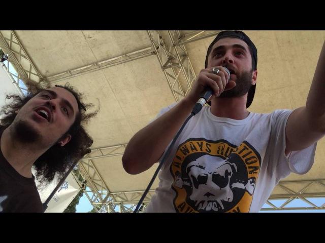 Il Rimpianto di te - Giò Sada Barismoothsquad live@PalermoChiamaItalia