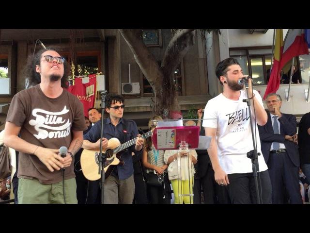 My Soul Trigger Davide Shorty feat Giò Sada @PalermoChiamaItalia
