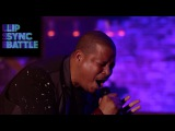 Terrence Howard's I'll Make Love to You vs. Taraji P. Henson's Just Fine  Lip Sync Battle