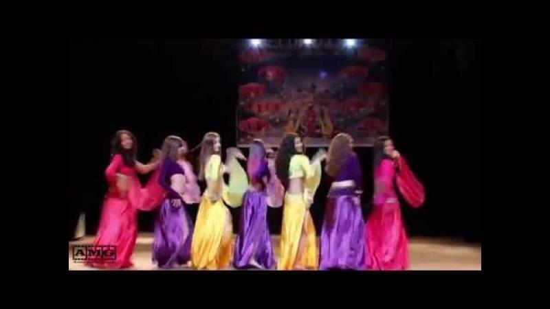 Школа Арабских Танцев MadiDance