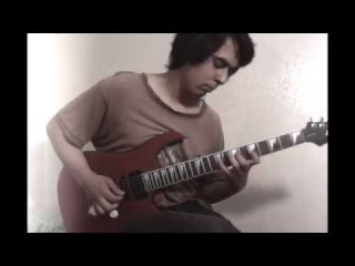 Christian Muenzner - Veil of the Soul Solo + TAB