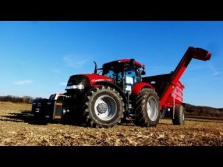 Case IH Corn Demo Tour 2013- Axial-Flow 9230/5130
