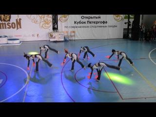 Пятый международный турнир Самсон 2016. Диско Взрослые Группы. Ритмикс