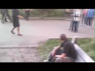 Жестокие разборки,драки на улице 3