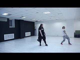 Rihanna - Skin - Choreo by Nastya Pavlova select № 1 (DanceMasters)