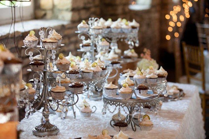 c6Xl8kvHGDA - «Металлические» свадебные торты 2016 (75 фото)