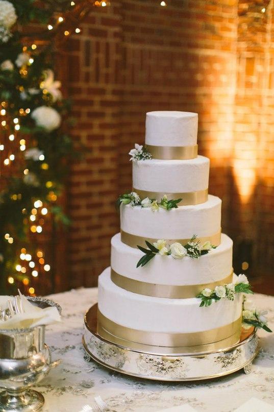 rlqN9vfQ0NI - «Металлические» свадебные торты 2016 (75 фото)