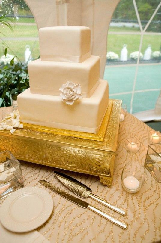 9m1jtahZH1M - «Металлические» свадебные торты 2016 (75 фото)