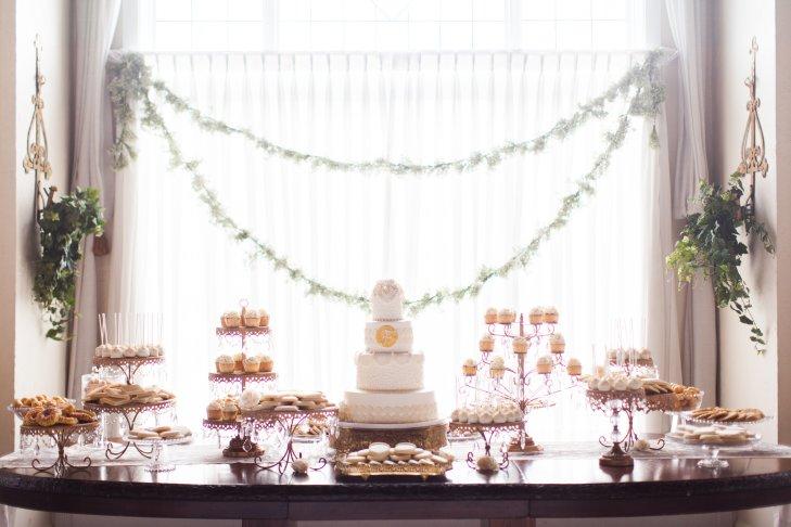 j dekwwCQFE - «Металлические» свадебные торты 2016 (75 фото)