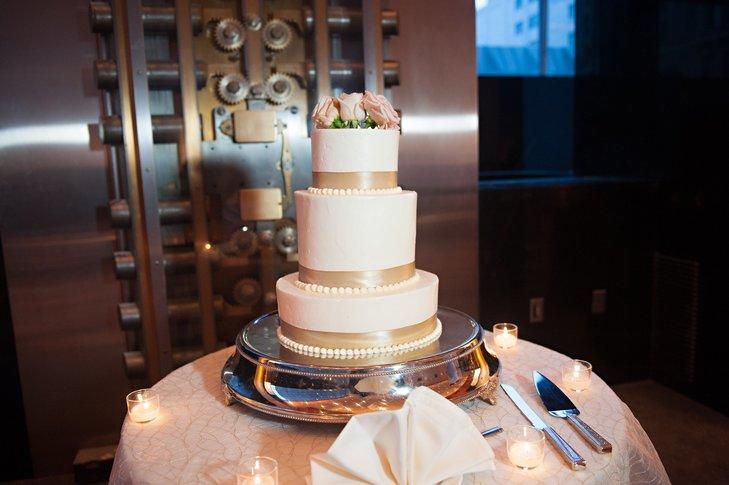 CCIBW  wpXk - «Металлические» свадебные торты 2016 (75 фото)