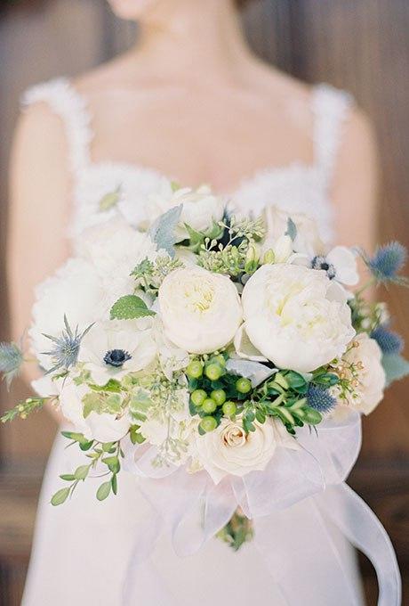 CZthylNixUg - Голубые свадебные букеты (19 фото)