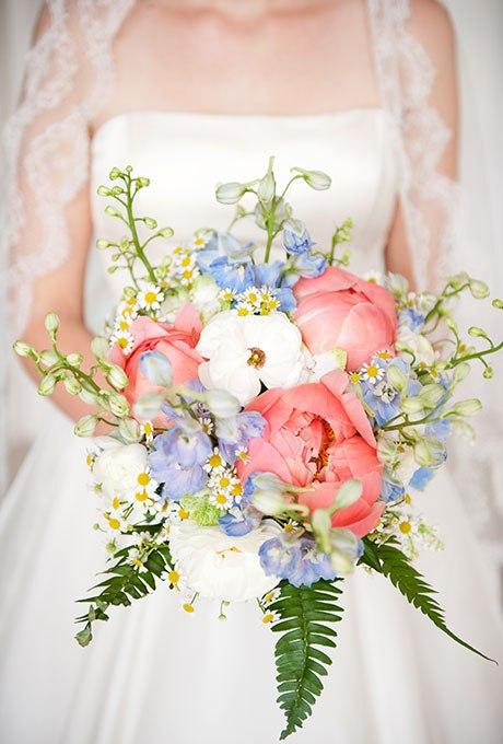 sBEG3o a4Ug - Голубые свадебные букеты (19 фото)