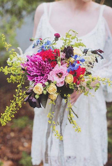 tE3ixnpz6ow - Голубые свадебные букеты (19 фото)