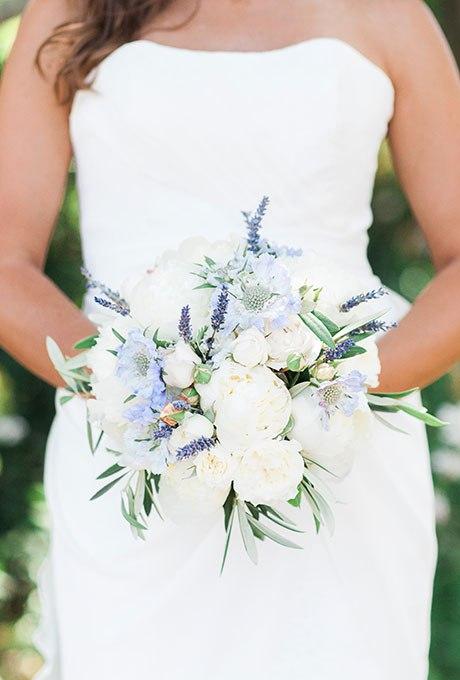sthnQQ5FT w - Голубые свадебные букеты (19 фото)