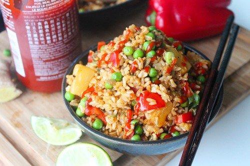 Полезность риса ✔