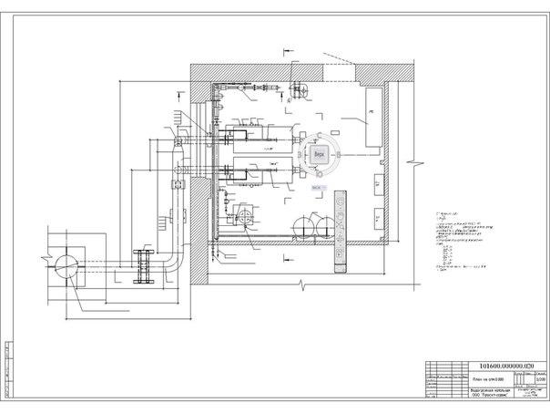 котельные установки ВКонтакте Проектирование водогрейной котельной 470кВт