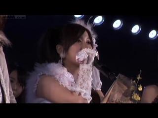 AKB48 100927 K6 LOD 1830 (Ono Erena Graduation) + DMM Comments